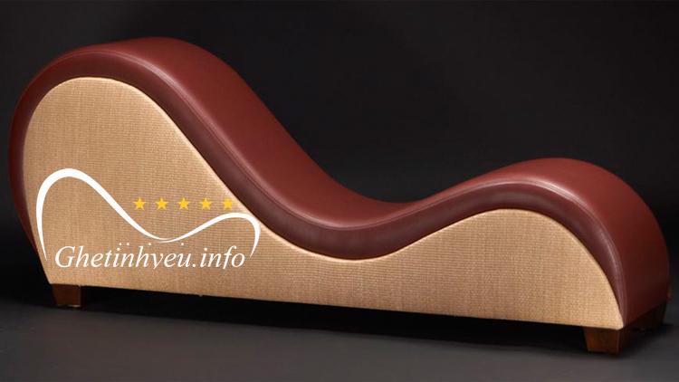 Những mẫu ghế tantra, ghế tình yêu đẹp cho nhà nghỉ